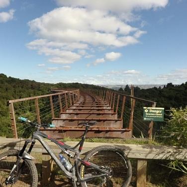 old coach road mountain bike trail